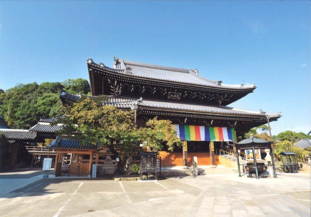 水間寺 本堂 大阪観光局公式サイト