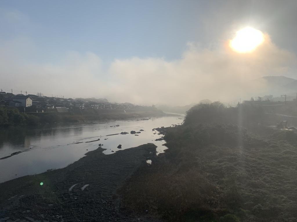 和歌山県橋本市 紀の川