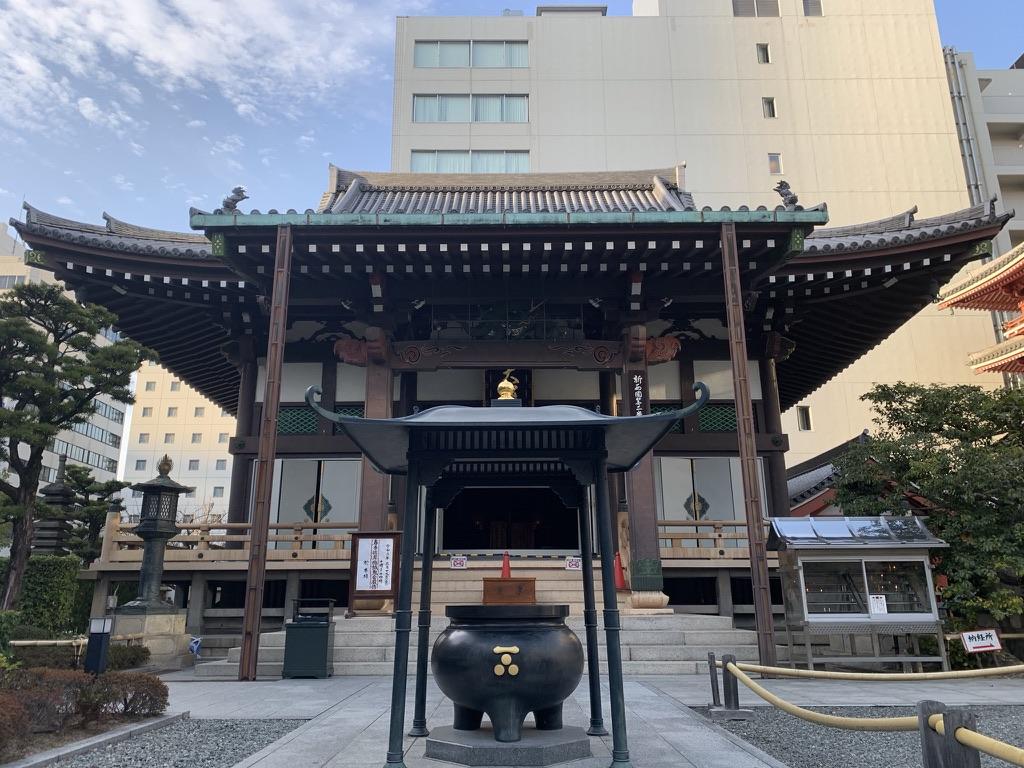 太融寺 本堂