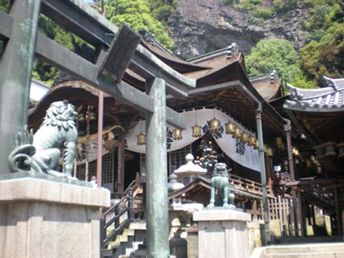 宝山寺 本堂 奈良県観光公式サイト