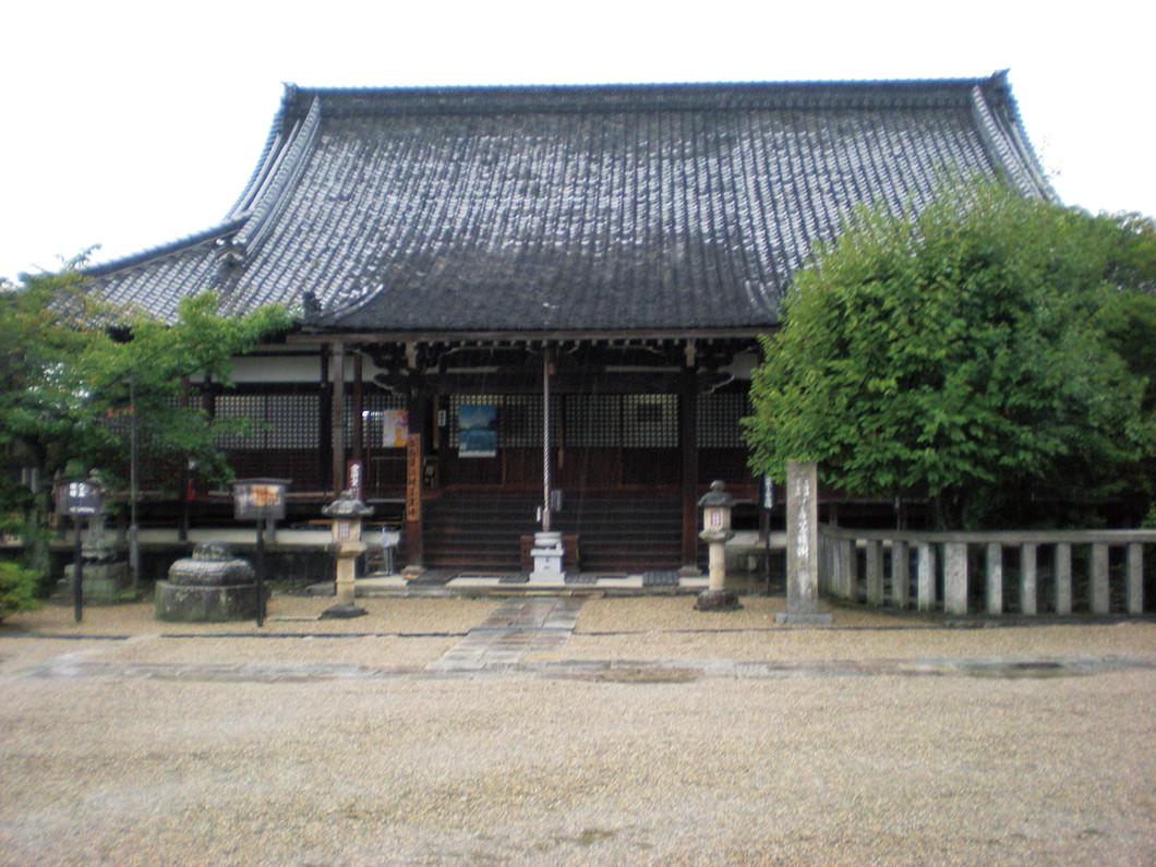西大寺 本堂 奈良県公式観光サイト