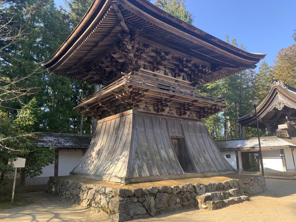 金剛峯寺 鐘楼