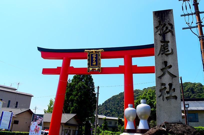 松尾大社 鳥居 そうだ京都、行こう。公式ホームページ